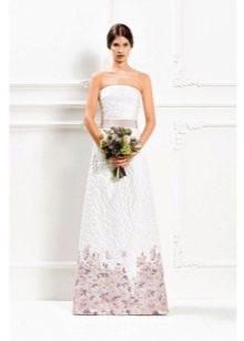 Свадебное платье от Max Mara цветное