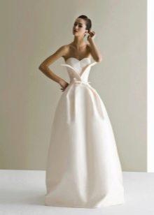 Свадебное платье от Антониа Рива пышное