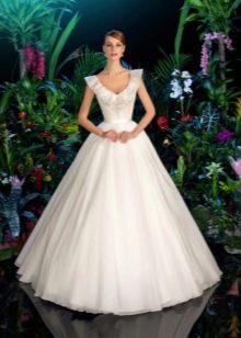 Свадебное платье пышное от Kookla
