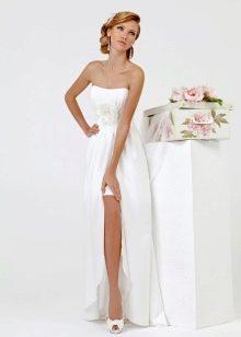 Свадебное платье из коллекции Simple White от Kookla