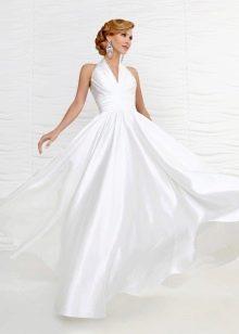 Свадебное платье из коллекции Simple White от Kookla не пышное