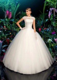 Пышное свадебное платье от Kookla