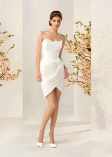 Свадебное платье из коллекции отражение от Kookla футляр