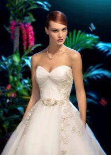 Свадебное платье из коллекции Moon Light от Kookla с поясом