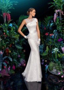 Свадебное платье из коллекции Moon Light от Kookla на одно плечо