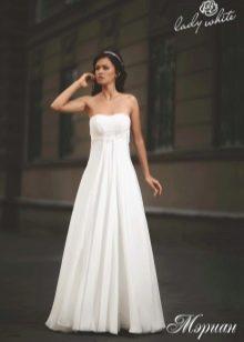 Свадебное платье из коллекции Enigma от Lady White непышное