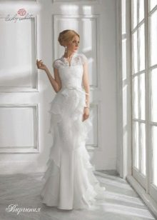 Свадебное платье из коллекции Universe от Lady White прямое