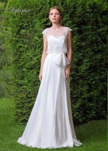 свадебное платье от Леди Вайт в стиле ретро