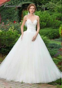 Пышное свадебное платье от Леди Вайт