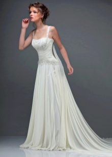 Свадебное платье из коллекции Мелодия любви от Lady White греческое