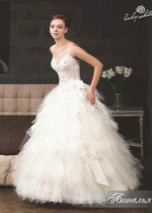 Свадебное платье из коллекции Мелодия любви от Lady White пышное