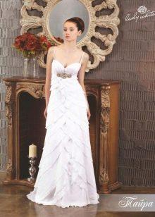 Свадебное платье из коллекции Мелодия любви от Lady White многослойное