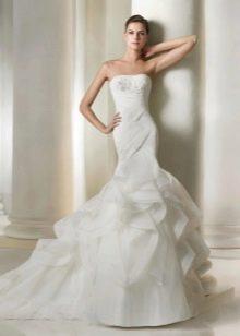Свадебное платье русалка от Сан Патрик