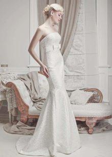 Свадебное платье из коллекции Tulipia Happy прямое