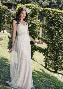 Свадебное платье от Tulipia  простое