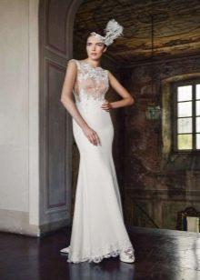 Свадебное платье от Tulipia прямое