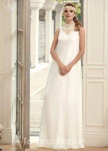 Свадебное платье от Татьяны Каплун из коллекции Lady of quality бохо