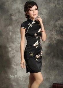 Платье ципао в китайском стиле