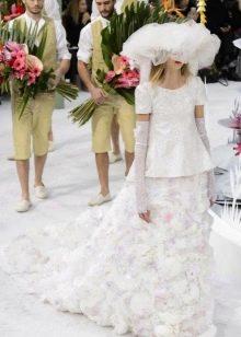 Современное платье от Шанель