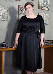 Платье в деловом стиле - офисный вариант платья