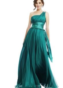 Пышное платье под греческий стиль