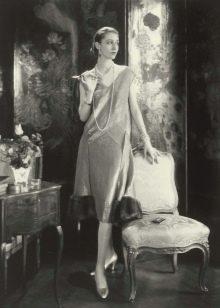 Платье винтажное 20-х годов