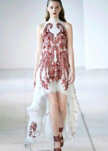 Восточное платье от Антонио Берарди