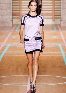 Спортивное платье для прогулки