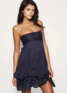 Платье-баллон для худых