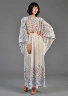 Летняя ткань для платья кимоно