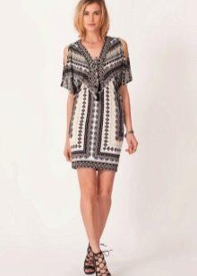 Платье-туника для прогулки