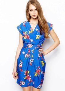 Платье фасона тюльпан