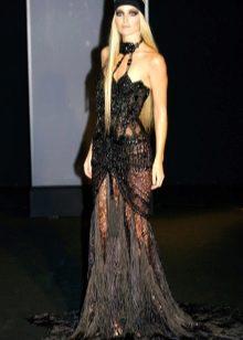 Платье в стиле ретро 20-х