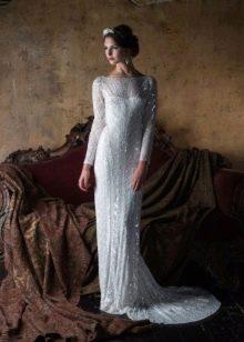 Платье ретро в стиле 20-х