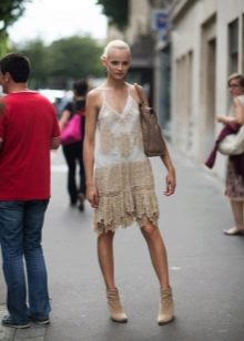 Платье на каждый день в стиле 30-х