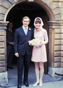 Свадебное платье Одри Хепберн