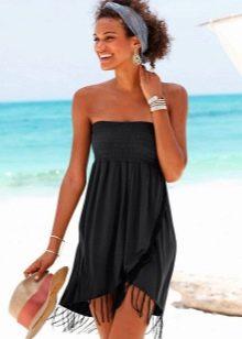 Аксессуары и украшения к платью-юбка