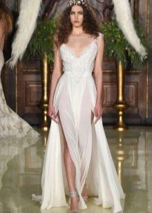 """Свадебное платье для женщин с фигурой """"Песочные часы"""""""