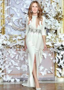 Платье Джулии Ролбертс - прямоугольник
