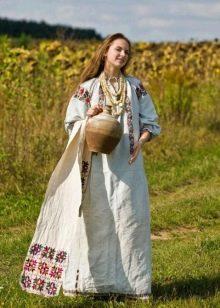Русский народный сарафан - этно-стиль