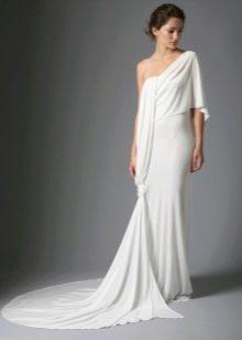 Свадебное платье с завышенной талией в стиле Наташи Ростовой