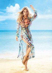 Платье для пляжа