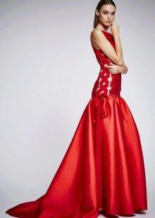 Летнее платье русалка