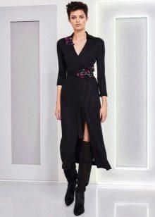 Офисное платье-халат от Дианы фон Фюрстенберг