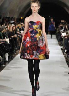 Платье с юбкой колокол для женщин с фигурой типа Груша