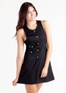 Платье-сарафан для фигуры песочные часы
