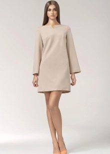 Платья трапеция в стиле 60-х