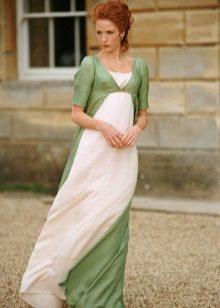Пример платья в стиле ампир