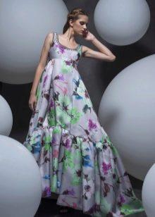 Платье в стиле ампир пышное