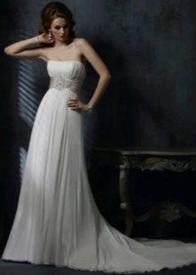 Платье в стиле ампир выбор украшений